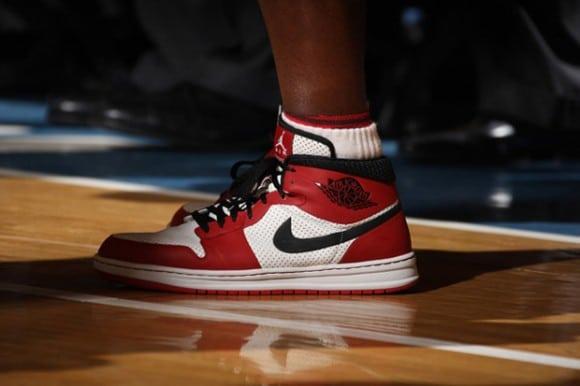 Air Jordans Alpha Veiw