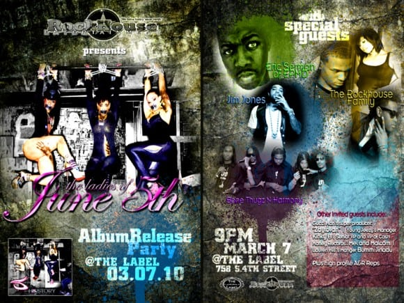 AlbumReleaseSBS(Eflyer)