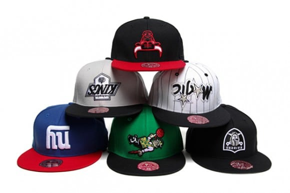 hall-of-fame-mitchell-ness-caps