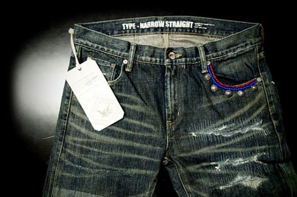 salvage denim