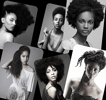Delux Natural Hair