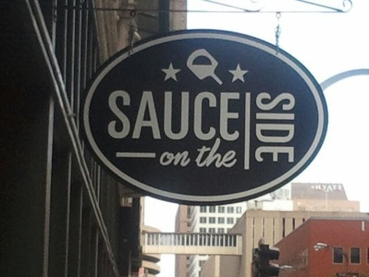 sauce on the Side