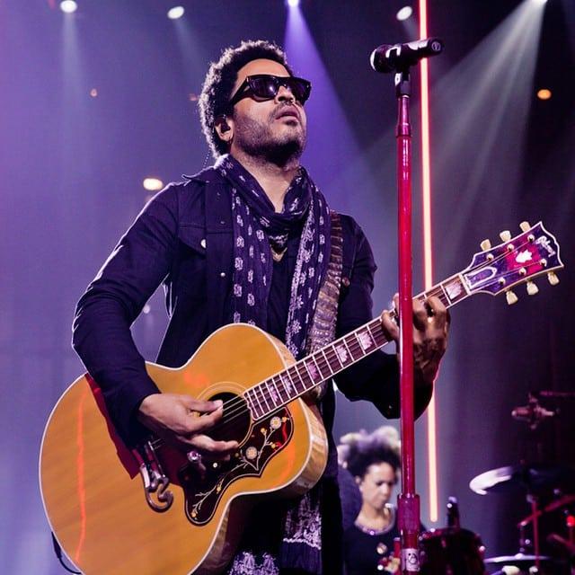 lenny guitar