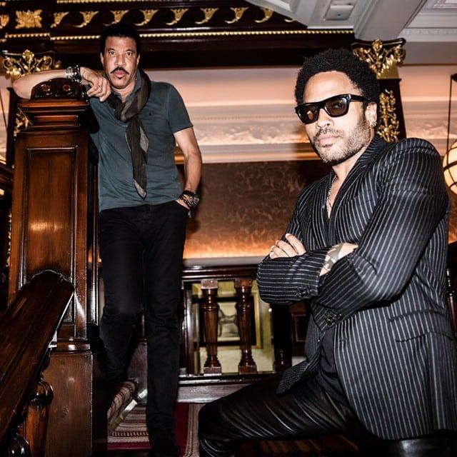 Lenny & Lionel:  Icona