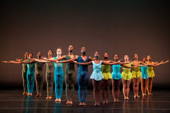 DANCESTL, Dance Theatre of Harlem  full company