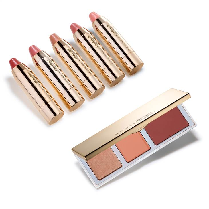 Sephora is getting ready to release its Marsala Layering Lip Collection and Shimmering Marsala Cheek Trio, available December 2014.
