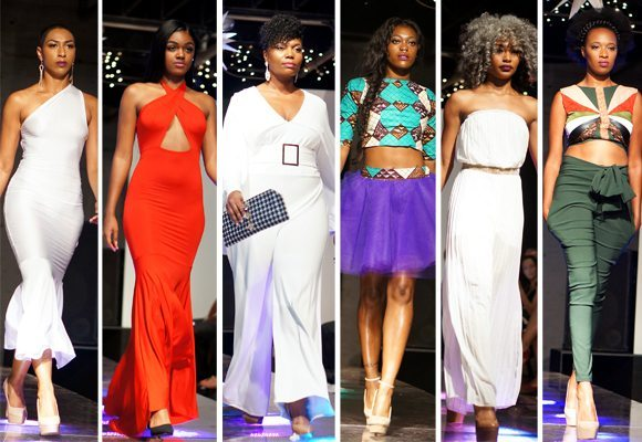 On The Scene Fashion Vs Style Runway Show Delux Magazine