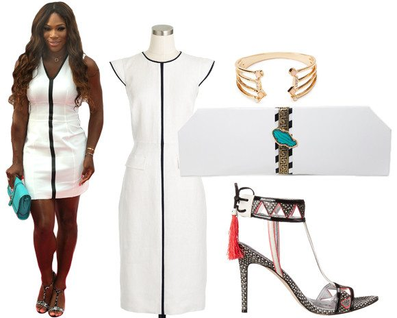 Steal Serena's Off-Court Style 4