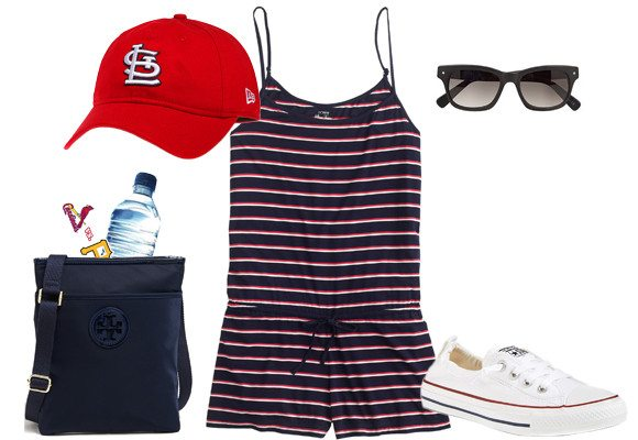 What to Wear, Delux Night at The Ballpark 2
