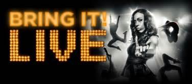 bring it live