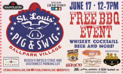 ballpark village pig & swig